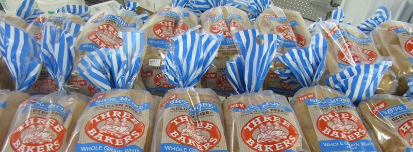 Three Bakers Breads