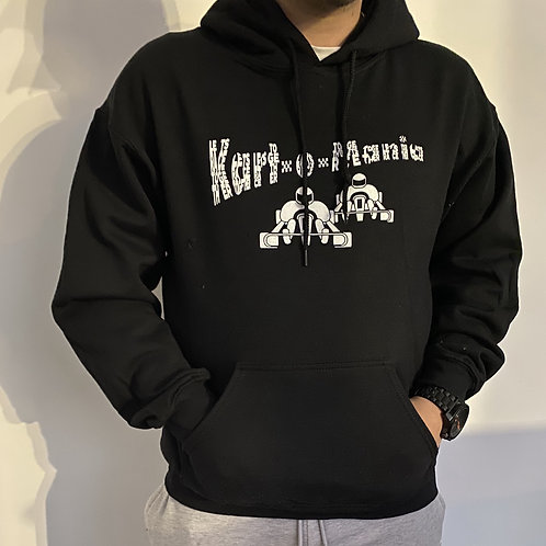 Let's Race Together Hoodie - Capuchon