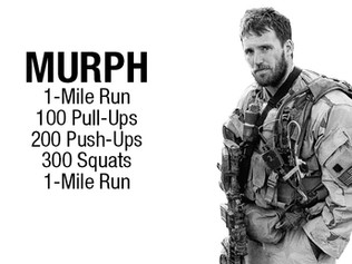 Murph beneficente