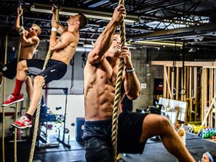CrossFit: preparando você para tudo