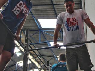 Programa de CrossFit: Gymnastics