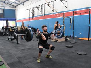 Dicas para sua primeira aula de CrossFit