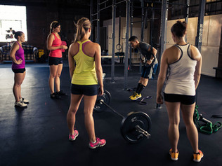 10 Dicas para iniciantes no CrossFit