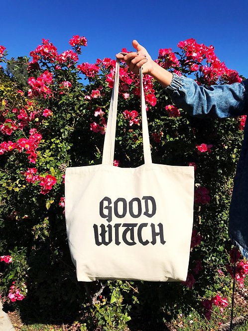 GOOD WITCH big tote
