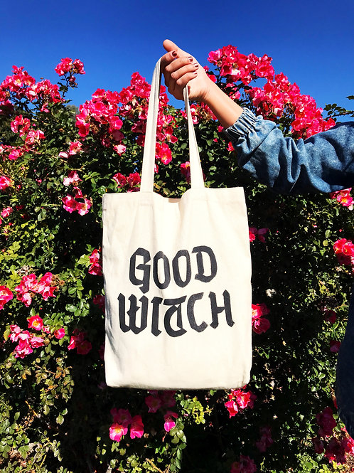 GOOD WITCH small tote