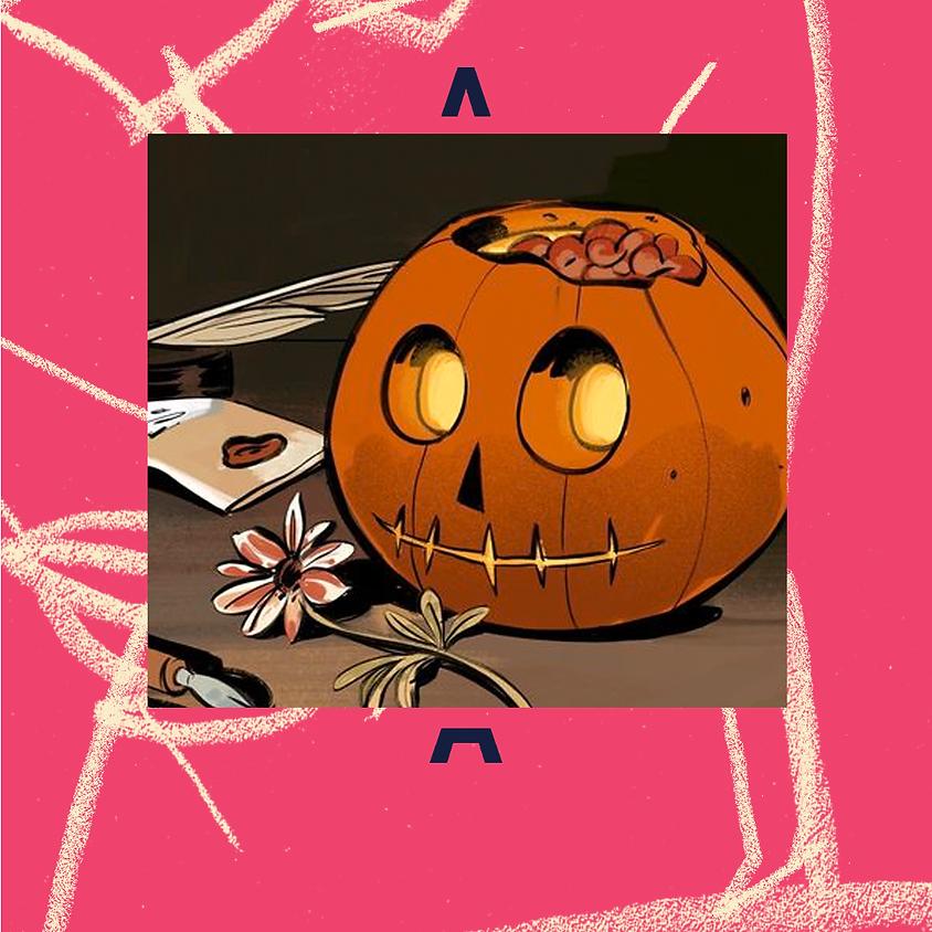 Halloween Drawing Carnival
