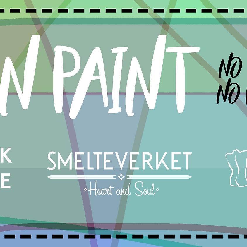 Open Paint!