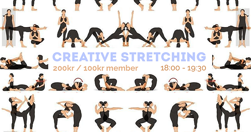 Creative Stretching – February 14