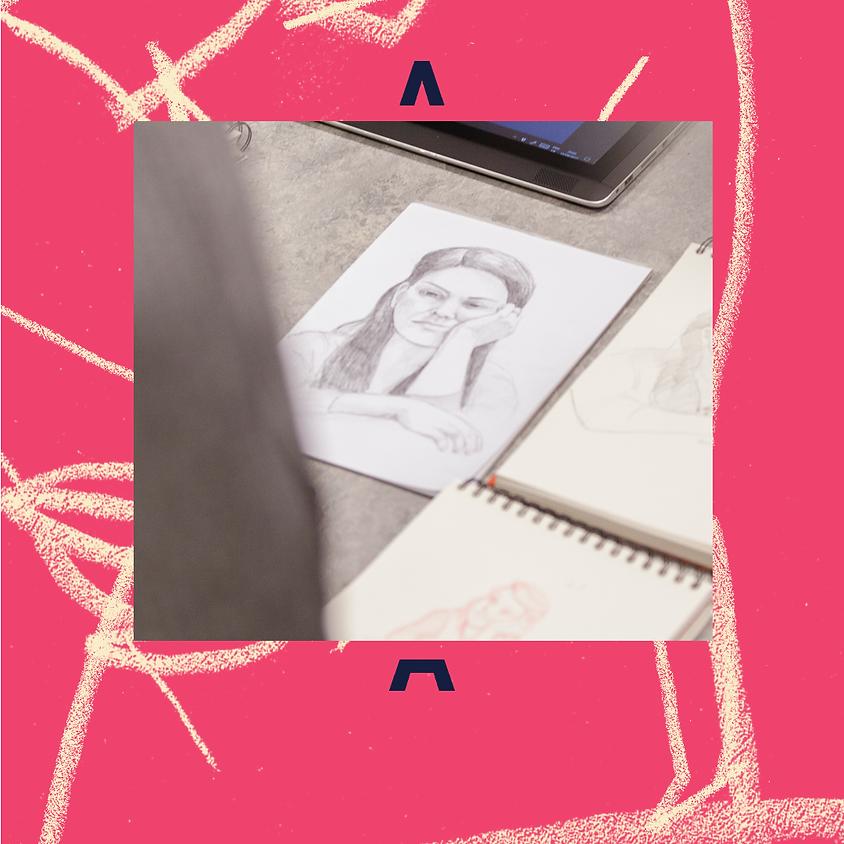 Beginner's Drawing - August 2021