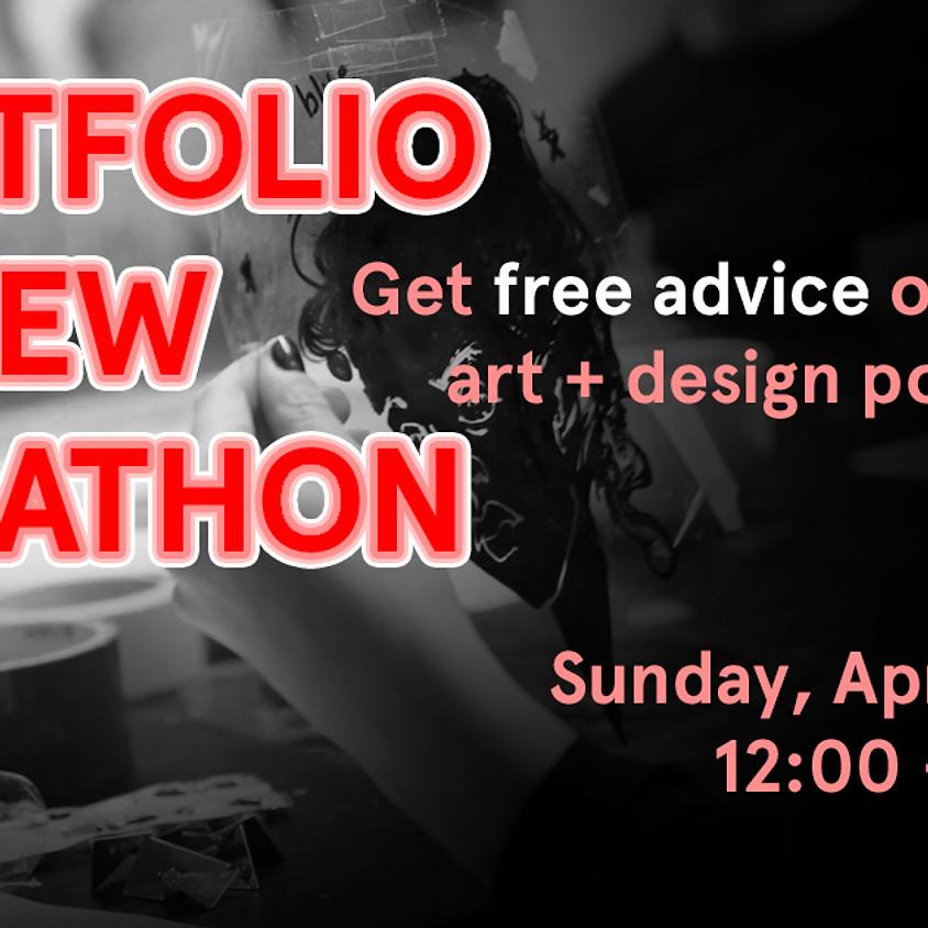 Portfolio Review Marathon!