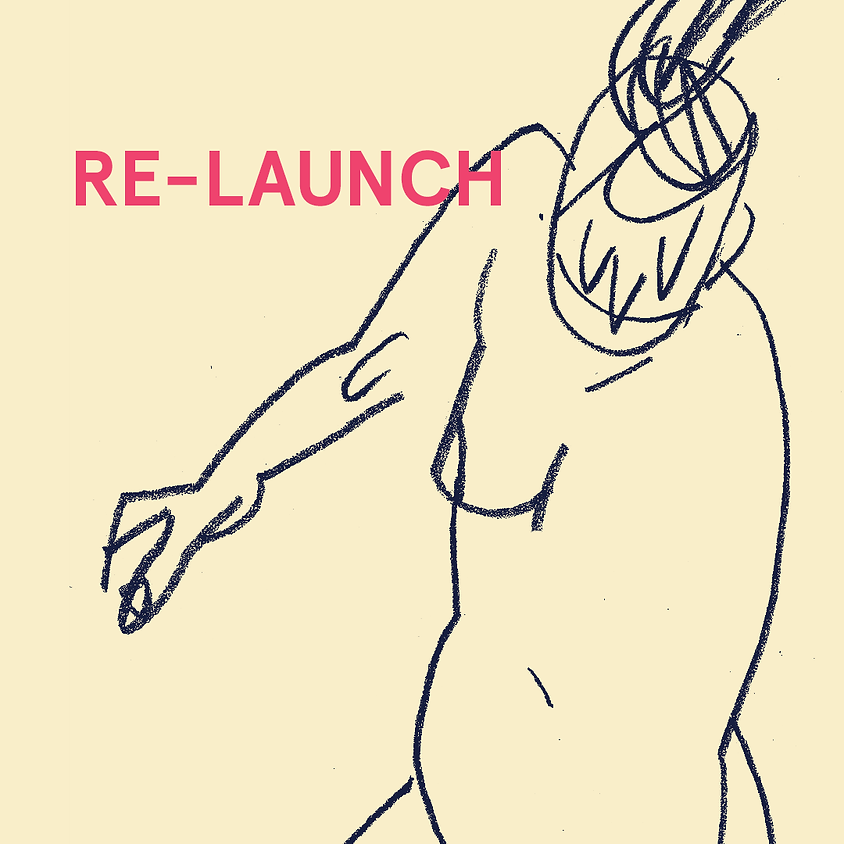 Blank Space: Re-Launch