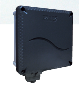 Concentrador compacto con comunicaciones TGB