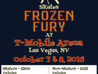 Face Off With Cancer is going to Frozen Fury XVIII...who is coming with us?!
