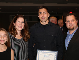 First Memorial Scholarship Recipient Graduates From UCLA Paramedic Program