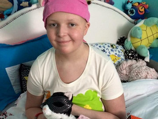 Face Off With Cancer Joins Arbor Murphy in Her Battle With Leukemia