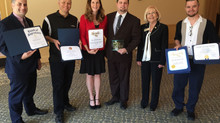 Moorpark Chamber of Commerce honors Face Off With Cancer as 'Non-Profit Organization of the Year'