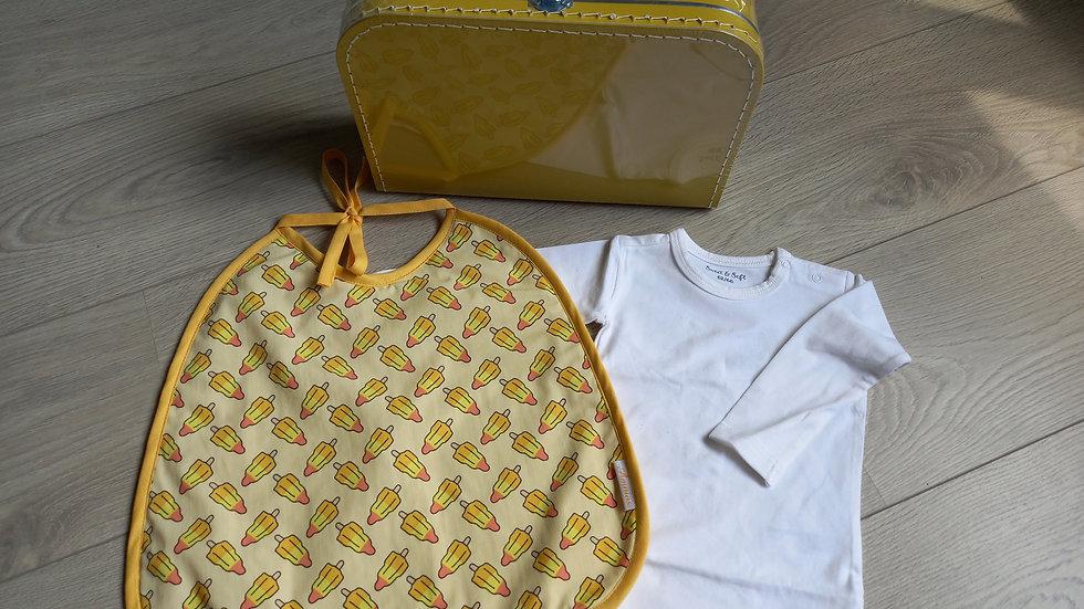 Geboortepakket 'koffertje'