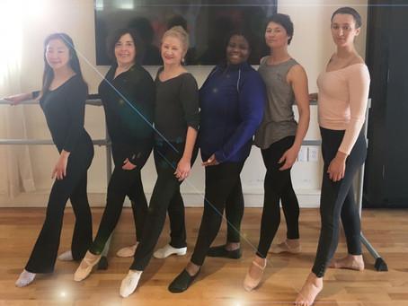 Saturday Group Class -Ballet-