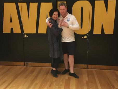 Wendy Johnson was at Avalon