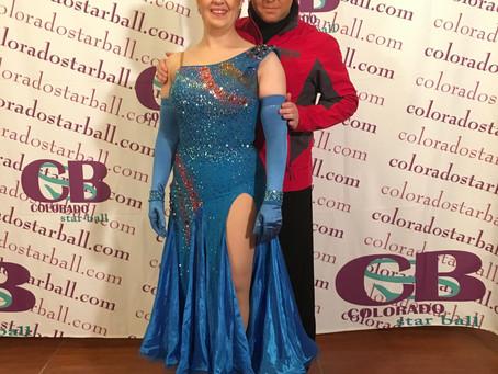 Colorado Star Ball