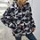 Thumbnail: Faux Fur Coat Fleece Sweatshirts Cardigan Plush Jacket Mujer Chaqueta Mujer