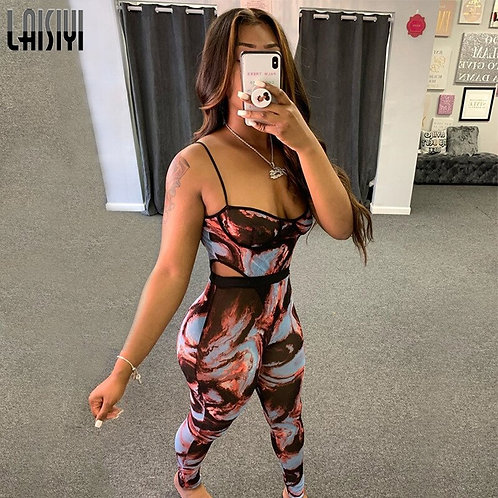 Women Fashion Streetwear Tracksuit