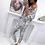 Thumbnail: Womens 2PCS CamouflageTracksuits Sets