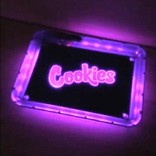 Music Control Glow Tray Square LED Tobacco w/ Handbag  Gift for Boyfriend