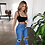 Thumbnail: 2020 Sexy Women Solid Strappy Tanks Vest Crop Top