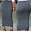 Thumbnail: Thick High Waist Slim Skirt Women Bodycon Casual Stretch Long Maxi Pencil Skirt