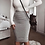 Thumbnail: Colysmo Women Double Layers High Waist Pencil Midi Skirt