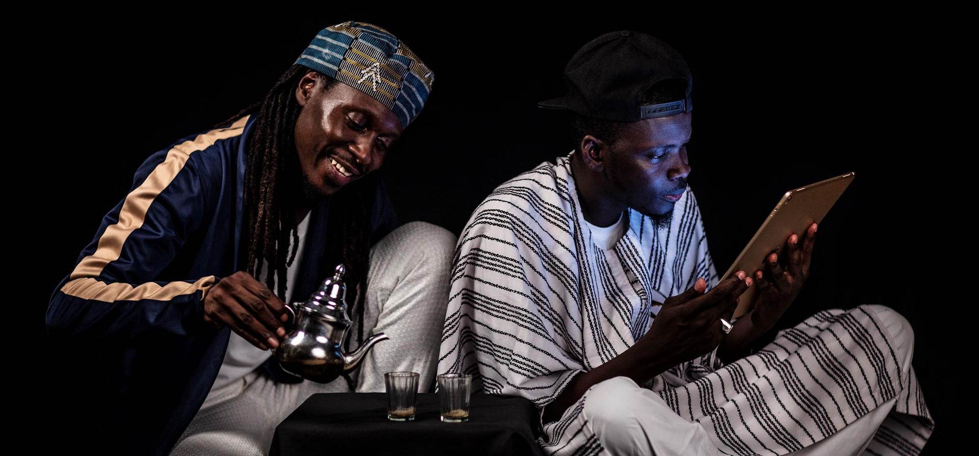 Daara J feat Faada Freddy + Ndongo D.