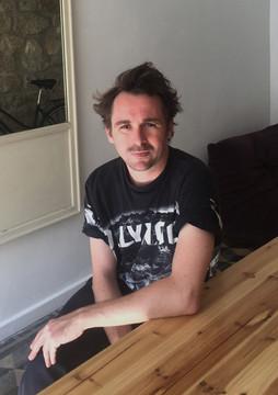 Romain LAMY, illustrateur et auteur