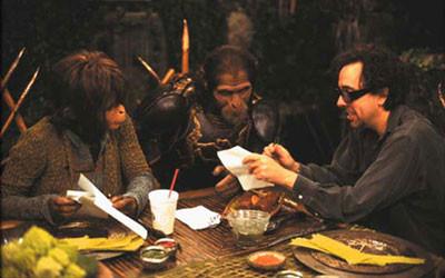 Autres complots, mais cette fois avec Helena Bohnam Carter, Tim Roth et Tim Burton...