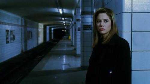 Exemple d'un des couloirs du deuxième labyrinthe de Guillermo, qu'il devait traverser, aux côtés de Mina Sorvino.