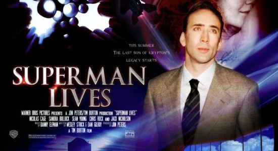 """Superman Lives"" ou ""Superman Leaves"" ?"