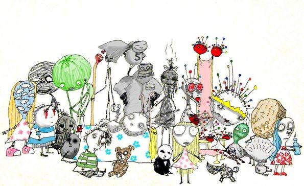 Famille de Simili-Huîtres