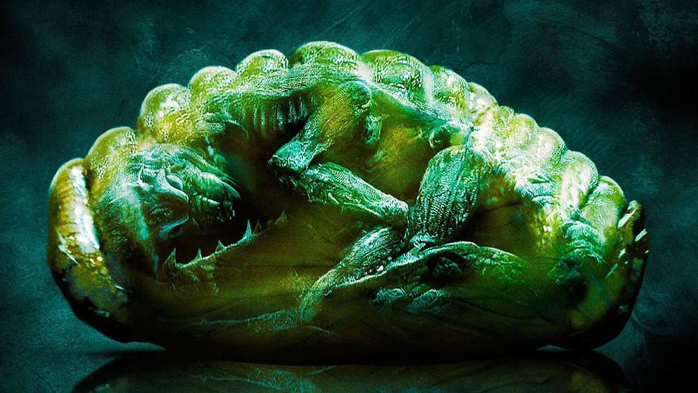 """Un """"OEuf de Labyrinthe"""" qui allait bientôt éclore pour Guillermo Del Toro..."""
