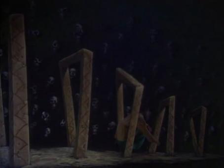 """Au Fil de Synema 5 ~ Premiers Croquis Burtoniens... ou le Tressage de son """"Igor"""" (5/6)"""