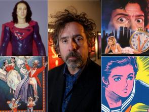 Au Fil de Synema 6 ~ Le Cimetière de Tim Burton : Treize Toiles Inachevées...