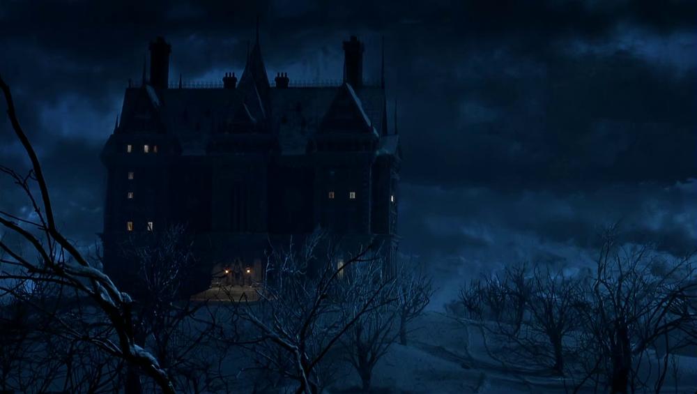Le Manoir de Bruce Wayne (Batman, pour les intimes).