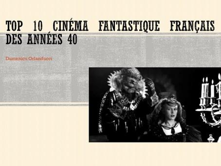 Toporicoo ! Dix Films Fantastiques Français des Années 1940