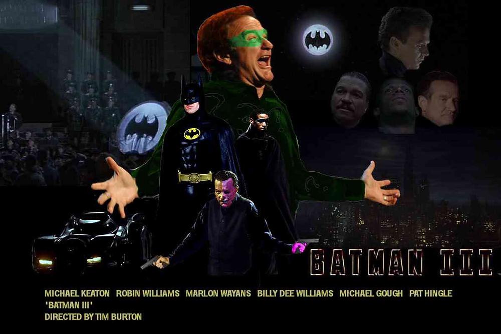 """""""Pourquoi je n'existe pas, moi aussi ? Suis-je trop monstrueux pour toi, Gotham ?"""""""