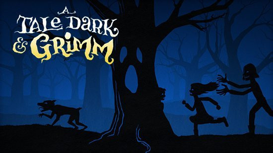 """""""A Tale Dark and Grimm""""..."""