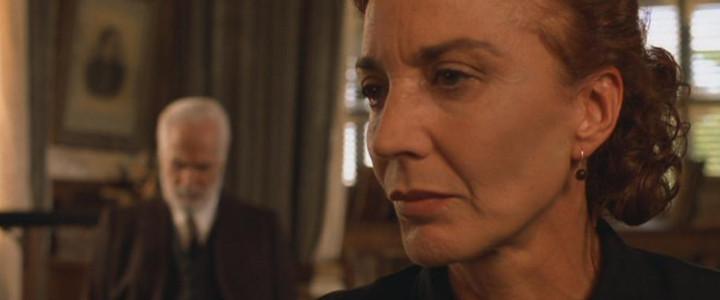Doña Carmen et le Professeur Casares.