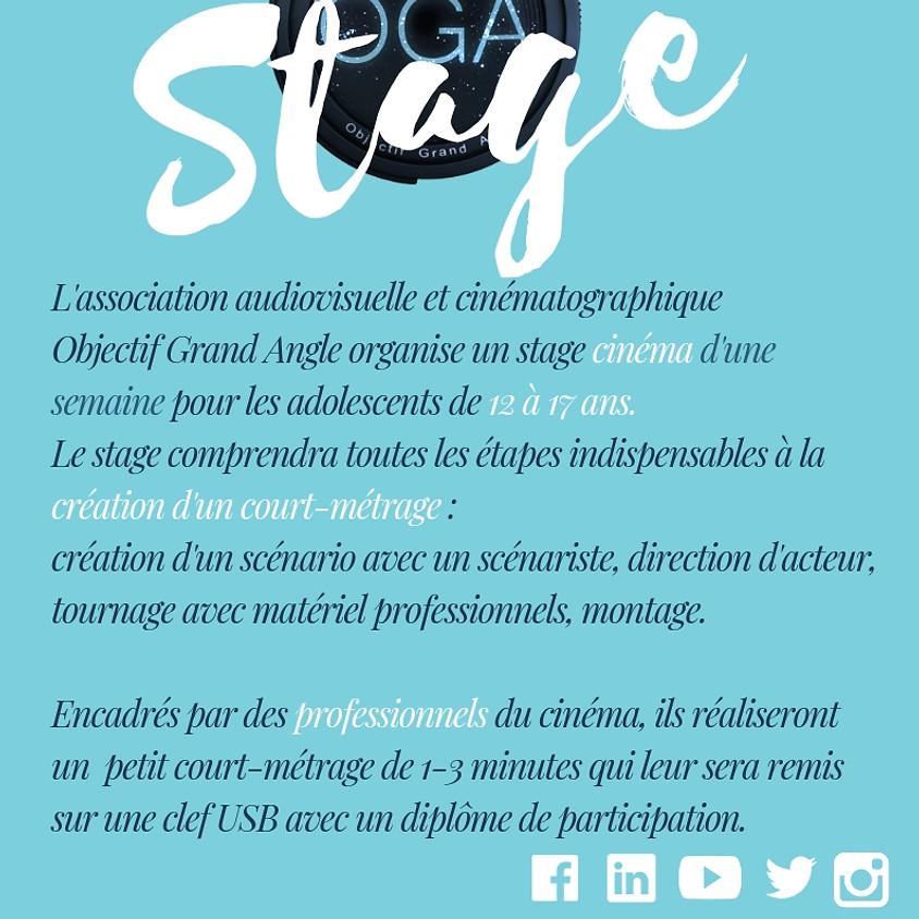 Stage cinéma