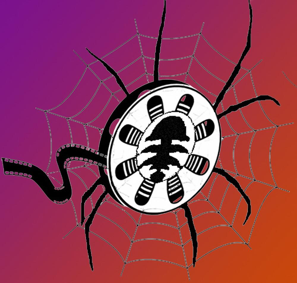 Une toile d'araignée, c'est un peu l'ancêtre des labyrinthes...