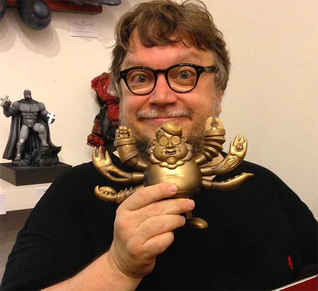 """""""Guillermo aux Pinces d'Or""""..."""