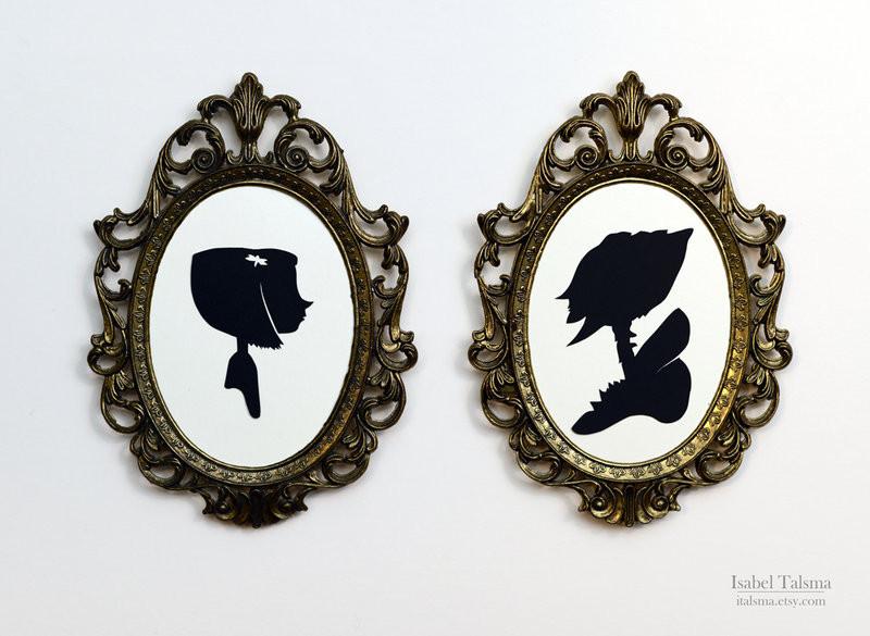Toiles en Miroir...