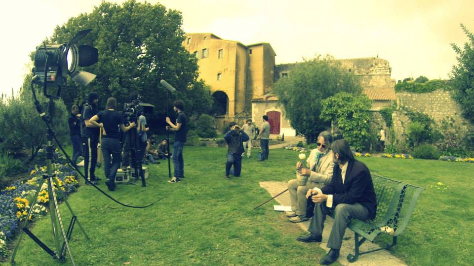 Making Of - Le Fardeau